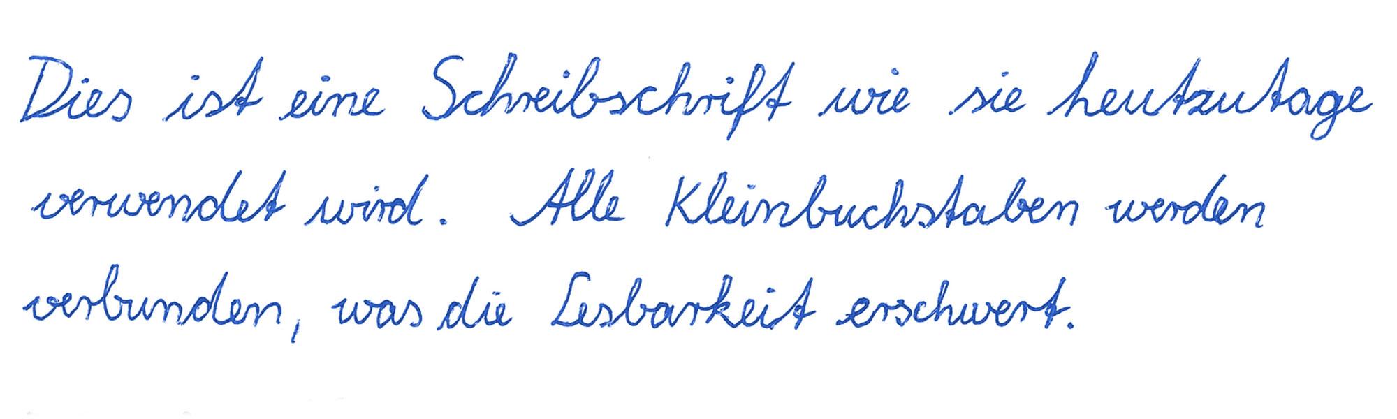 Black White Hand Lettering Alphabet Design Stockvector